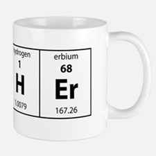 Cool Funny periodic table Mug
