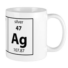 Unique Periodic table elements Mug