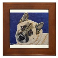 Chewy Framed Tile