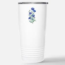 Blue Bonnets Stainless Steel Travel Mug