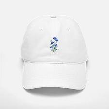 Blue Bonnets Baseball Baseball Cap