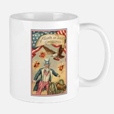 Vintage Forth of July Mugs