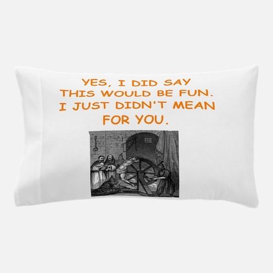dungeon master Pillow Case