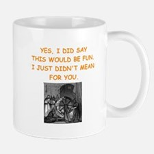 dungeon master Mugs