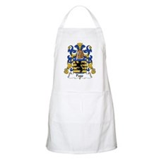 Page Family Crest BBQ Apron