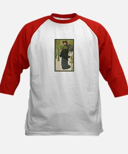 Woman with Holly Tee