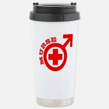 Cute Male nurse Travel Mug