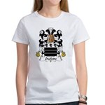 Ouelette Family Crest Women's T-Shirt