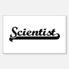 Scientist Artistic Job Design Decal