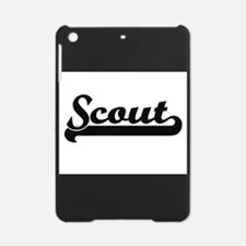 Scout Artistic Job Design iPad Mini Case