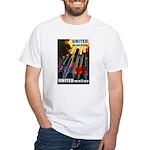 United We Win White T-Shirt