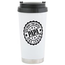 Popa - The Man, The Myth, The Legend Travel Mug