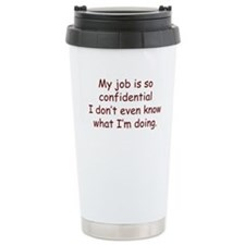 Cute High school Travel Mug