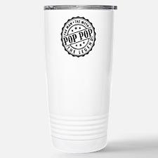 Pop Pop - The Man, The Myth, The Legend Travel Mug