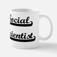 Cute Social scientists Mug