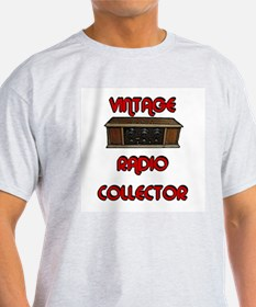 Vintage Radio Collector T-Shirt