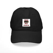 Vintage Radio Collector Baseball Hat