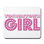 Youngstown Girl Mousepad