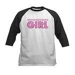 Youngstown Girl Kids Baseball Jersey