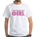 Youngstown Girl White T-Shirt