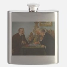 chess in art Flask