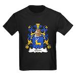 Odin Family Crest Kids Dark T-Shirt