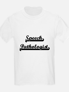 Speech Pathologist Artistic Job Design T-Shirt