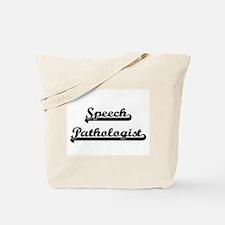 Speech Pathologist Artistic Job Design Tote Bag