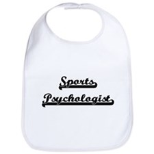 Sports Psychologist Artistic Job Design Bib