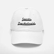 Sports Psychologist Artistic Job Design Baseball Baseball Cap