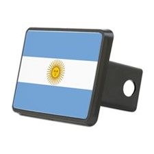 Argentine Flag Hitch Cover