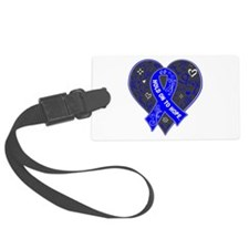 Myositis Hold on to Hope Luggage Tag