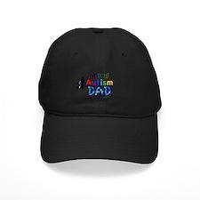Proud Autism Dad Baseball Hat