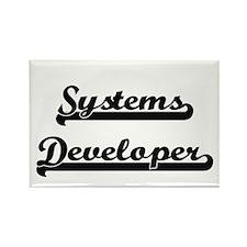 Systems Developer Artistic Job Design Magnets