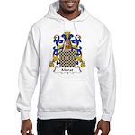 Murat Family Crest Hooded Sweatshirt