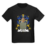 Murat Family Crest Kids Dark T-Shirt