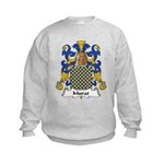Murat Family Crest Kids Sweatshirt