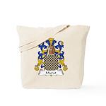 Murat Family Crest Tote Bag