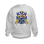 Munier Family Crest Kids Sweatshirt