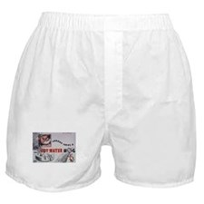 Comic Hot Water Hog Boxer Shorts