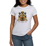 Moret Family Crest Women's T-Shirt