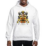 Moret Family Crest Hooded Sweatshirt
