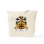Moret Family Crest Tote Bag