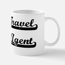 Cute Travel agent business Mug