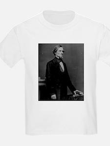 Jefferson Davis (C) T-Shirt