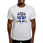 Monin Family Crest Light T-Shirt