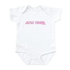 Cute God in school Infant Bodysuit
