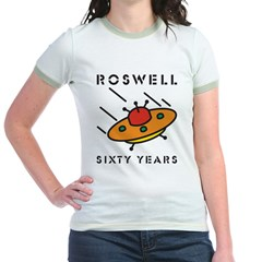 The 1947 Roswell UFO incident T