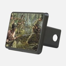 Vietnam War Painting Hitch Cover
