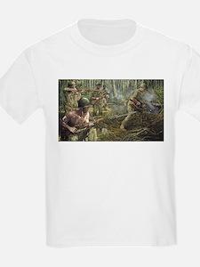 Vietnam War Painting T-Shirt